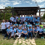 Memorial Private High School (6th - 12th) Photo - Every Fall semester students visit Camp Tejas for team building activities.